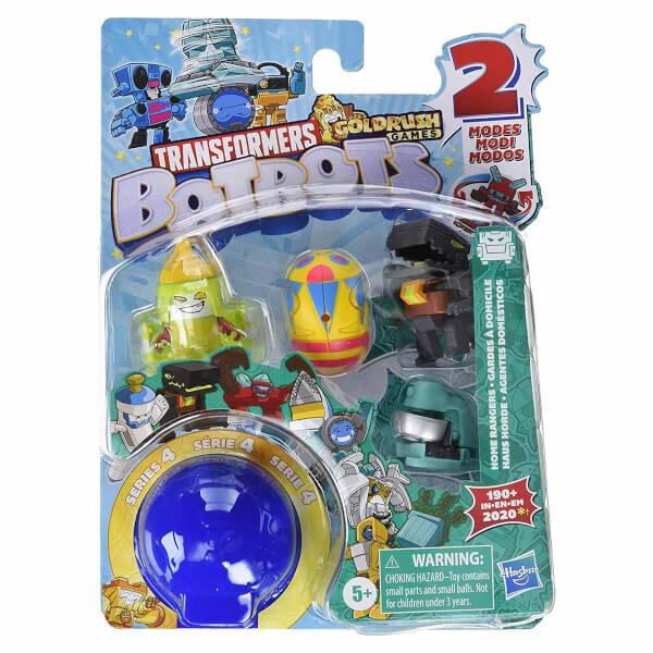Transformers Botbots 5'li Paket E3486