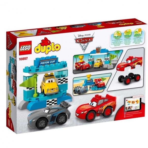 LEGO DUPLO Piston Kupası Yarışı 10857