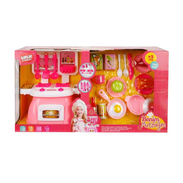 Benim Mutfağım Oyun Seti 8930-4