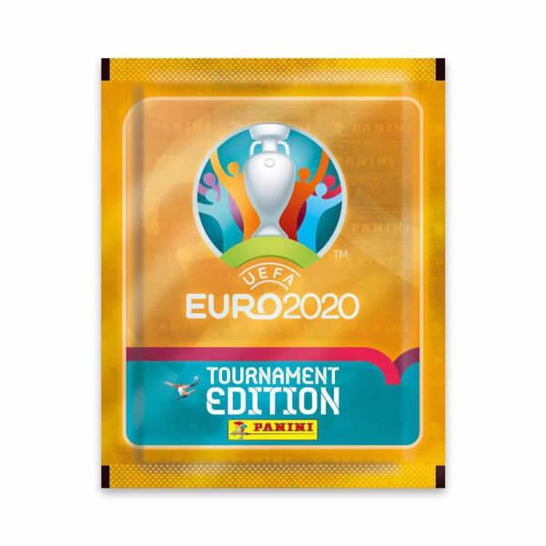 UEFA Euro 2020 Tournament Edition Çıkartma Paketi