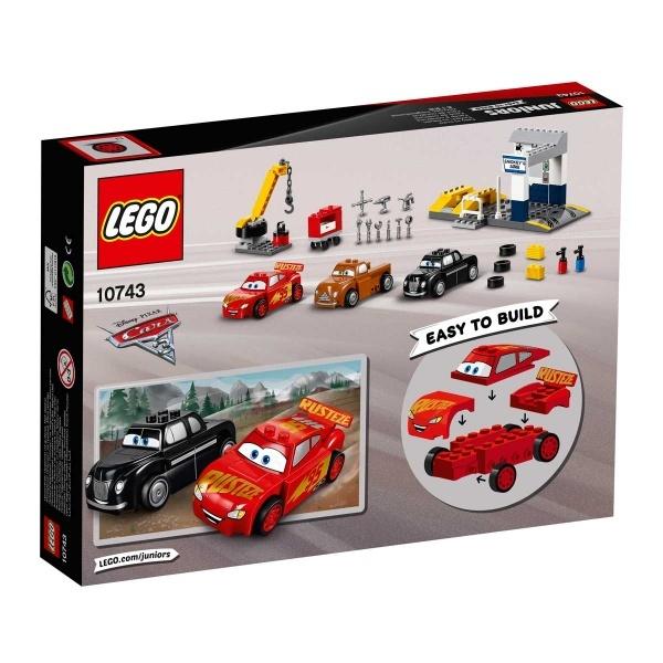 LEGO Juniors Smokey'nin Garajı 10743