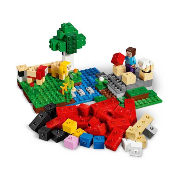 LEGO Minecraft Yün Çiftliği 21153