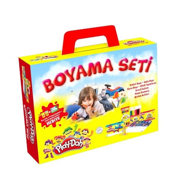 Play Doh Boyama Seti