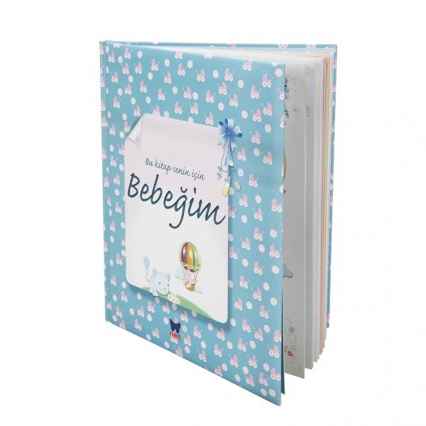 Bu Kitap Senin İçin Bebeğim Albümü