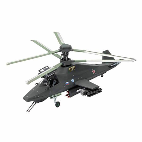 Revell 1:72 Kamov Ka-58 Helikopter 03889