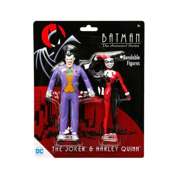 Joker ve Harley Quinn Bükülebilir 2'li Figür