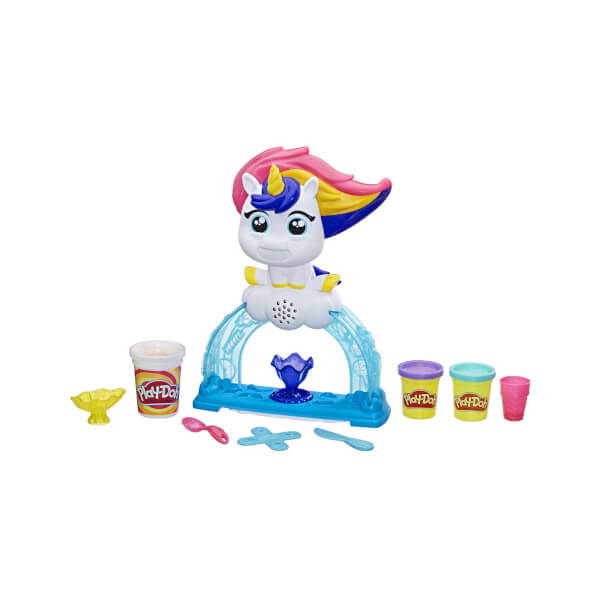 Play Doh Dondurmacı Unicorn Oyun Hamur Seti