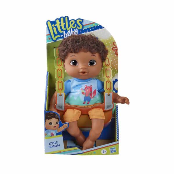 Baby Alive Minik Bebeğim E8407