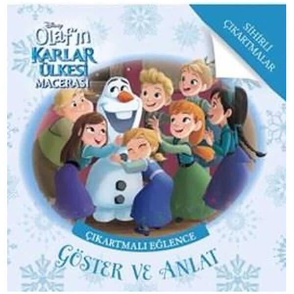 Olaf'ın Karlar Ülkesi Macerası Çıkartmalı Eğlence