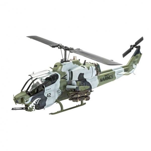 Revell 1:48 Super Cobra Model Set Helikopter