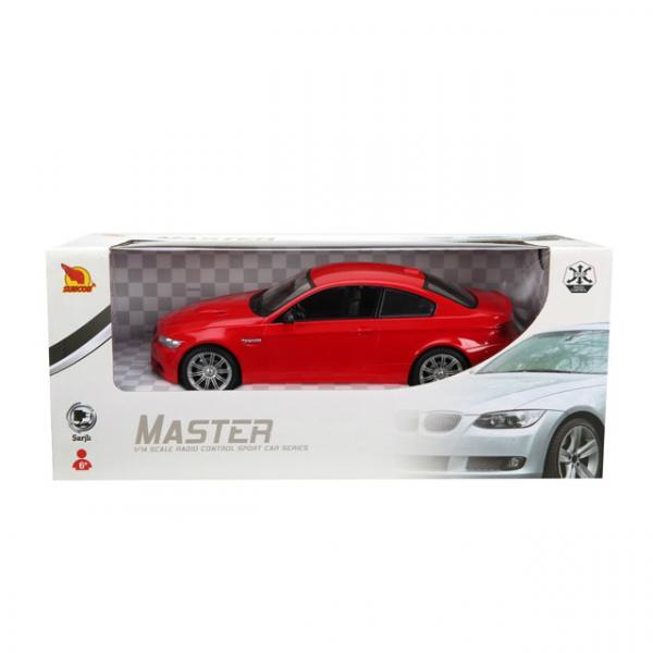 1:14 Uzaktan Kumandalı Araba Master