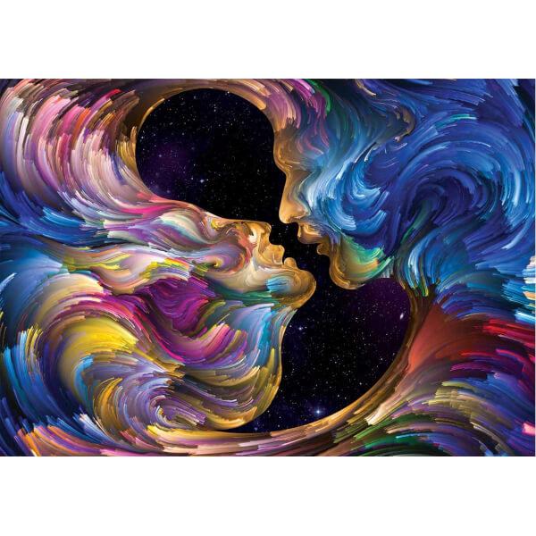 1000 Parça Puzzle : Sonsuz Aşk