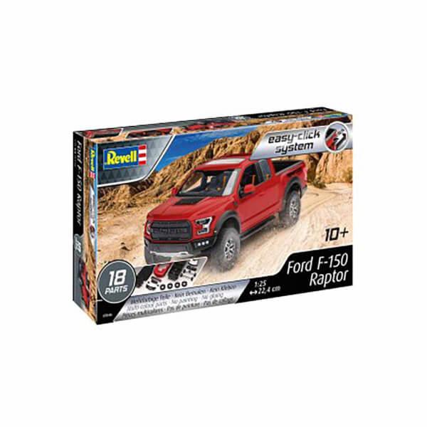 Revell 1:25 Ford F150 Raptor Araba VEA07048