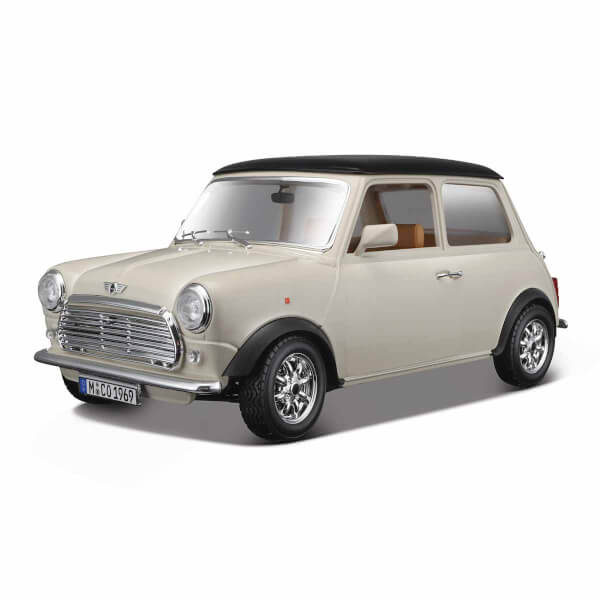 1:18 Mini Cooper 1969 Model Araba