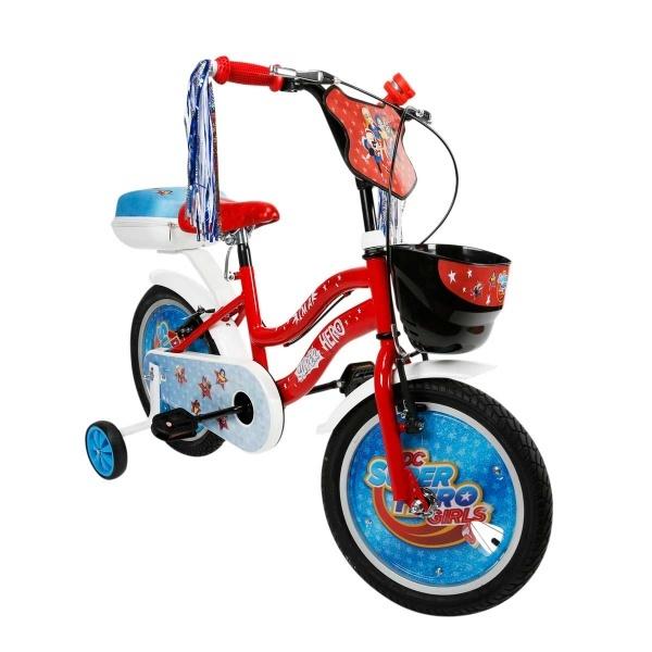 Super Hero Girls Bisiklet 16 Jant