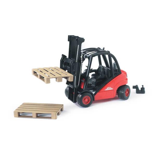 1:16 Bruder Linde Forklift