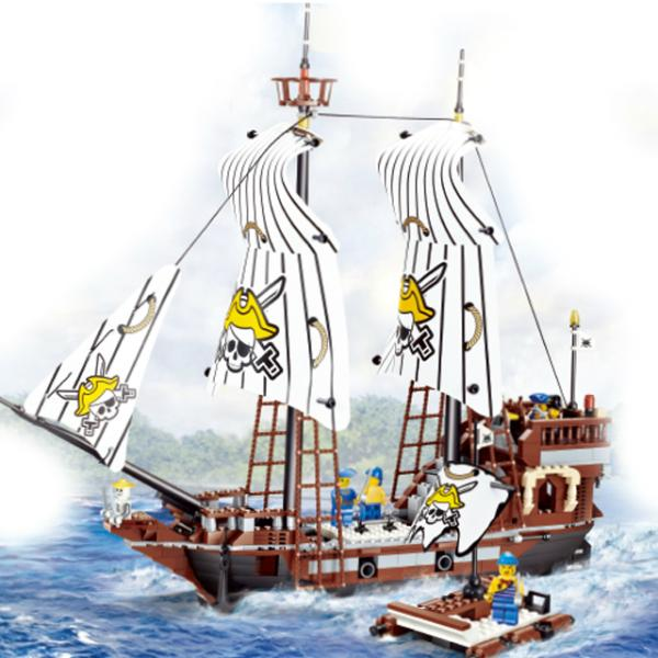 Korsan Yapı Seti : Siyah İnci