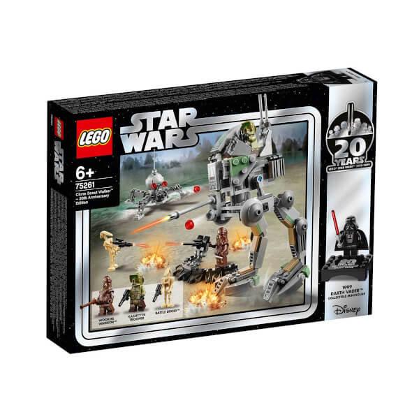 LEGO Star Wars Klon Gözcü Walker'ı – 20. Yıl Dönümü Versiyonu 75261