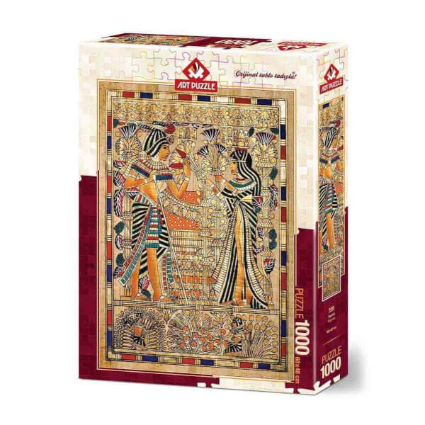 1000 Parça Puzzle : Papirüs