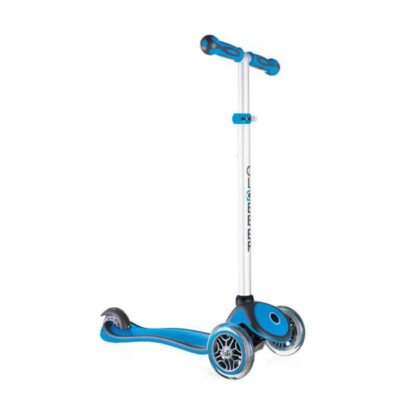 Primo Plus 3 Tekerlekli Açık Mavi Scooter