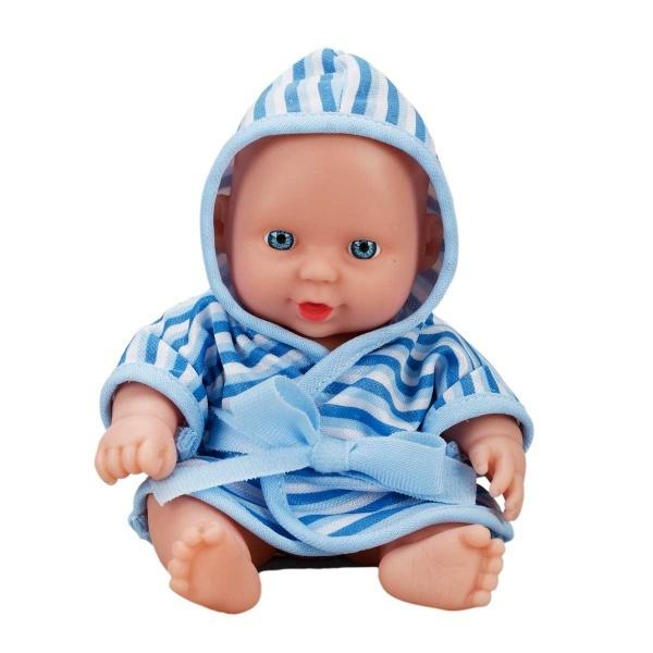 Boubou Bornozlu Sesli Bebek 20 cm.