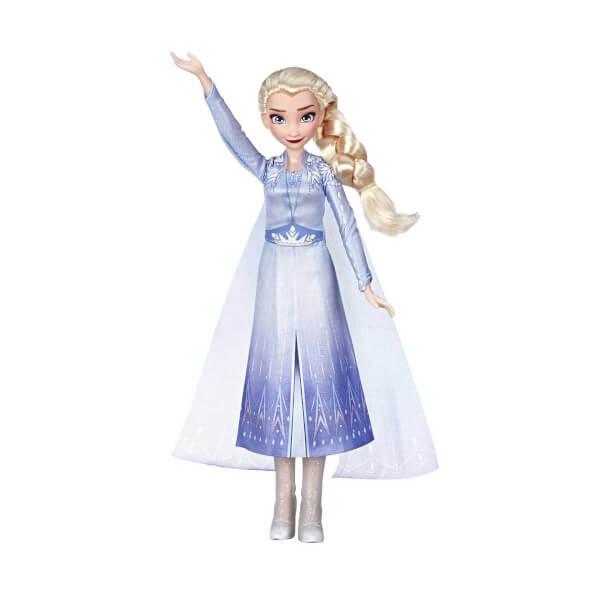 Disney Frozen 2 Şarkı Söyleyen Elsa E6852