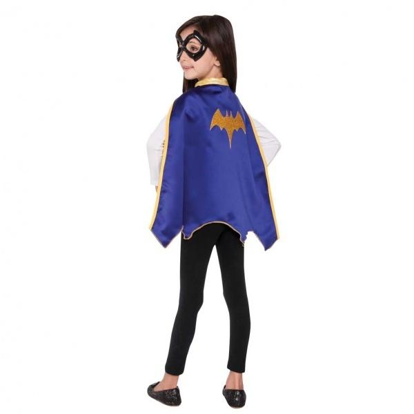 Batgirl Pelerin Kostüm Standart Beden