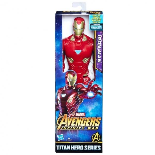 Avengers Infinity War Titan Hero Figur 30 cm.