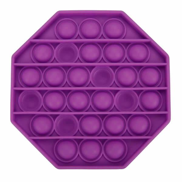 Push Pop Bubble Pop It Duyusal Oyuncak Özel Pop Stres Sekizgen 6240