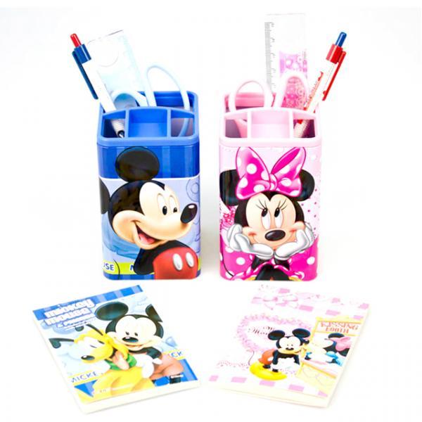 Minnie ve Mickey 5'li Kırtasiye Set