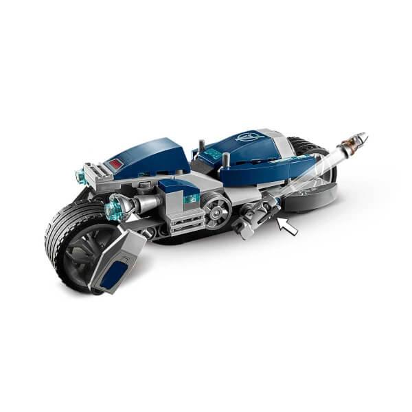 LEGO Marvel Avengers Movie 4 Avengers Hız Motoru Saldırısı 76142