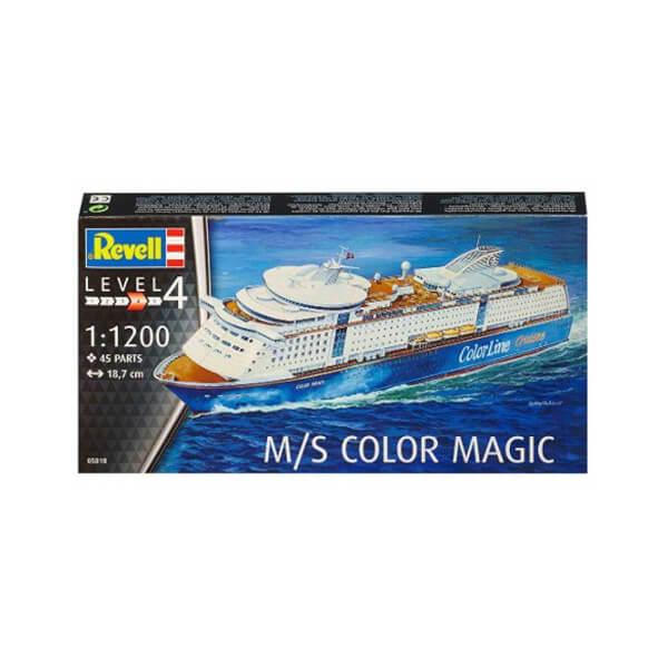 Revell 1:1200 MS Color Magic Gemi 05818