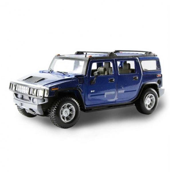 1:24 Maisto Hummer H2 Suv 2003 Model Araba