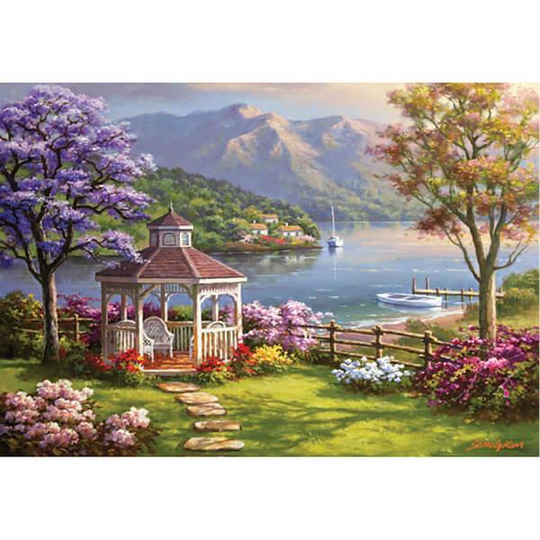 2000 Parça Puzzle : Kristal Göl