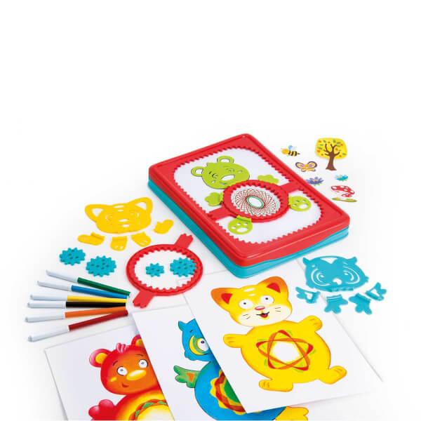 Clementoni Play Creative Spiral Hayvanlar