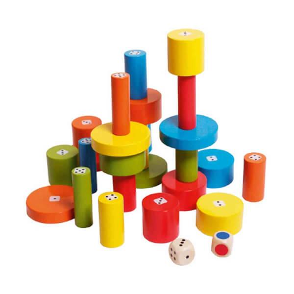 Beleduc Torreta Matematik Kulesi Oyunu