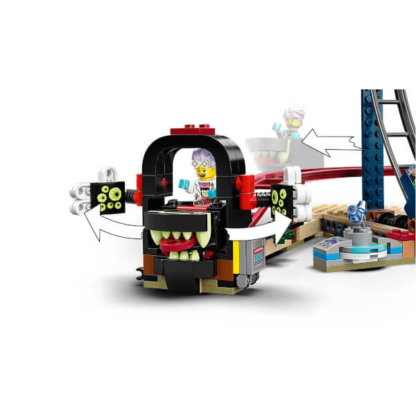 LEGO Hidden Side Hayaletli Lunapark 70432