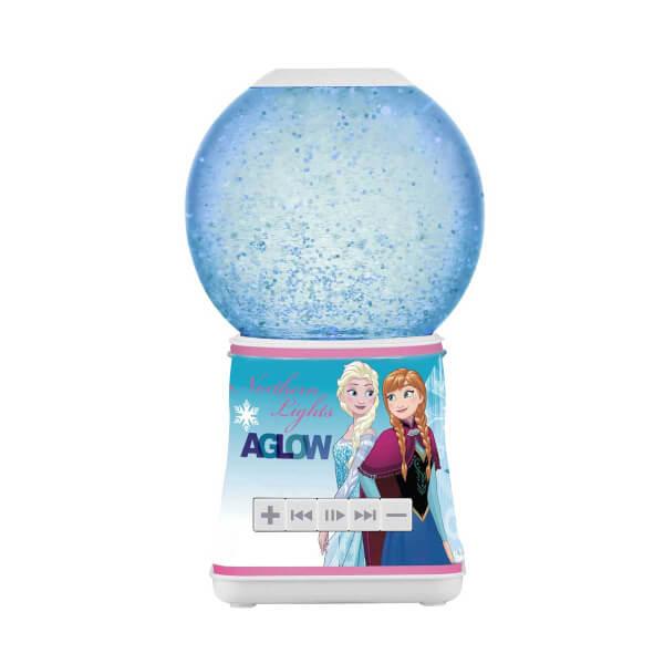 Disney Frozen Kar Küresi Bluetooth Led Hoparlör