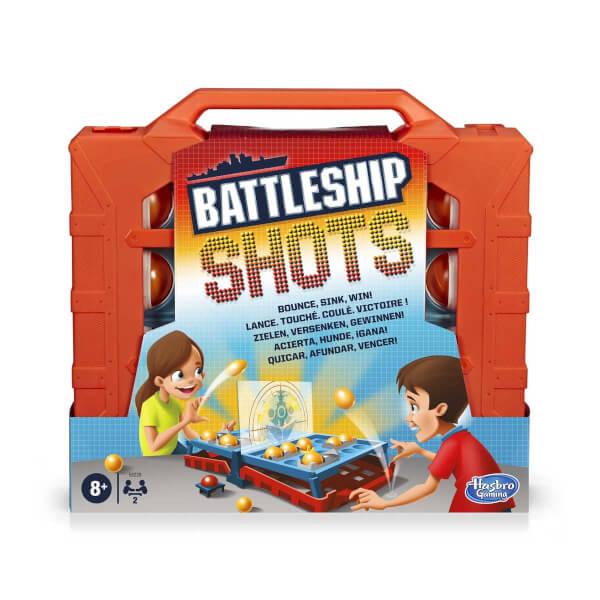 Battleship Shots E8229