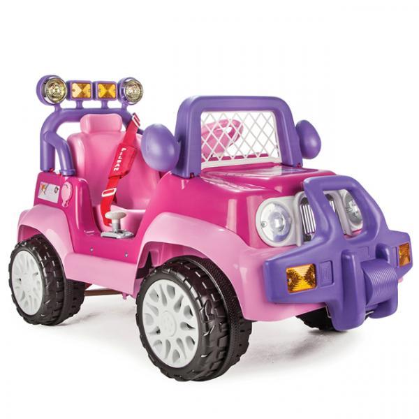 Pilsan Prenses Akülü 4x4 Jeep