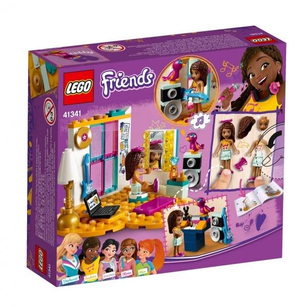 LEGO Friends Andrea'nın Yatak Odası 41341