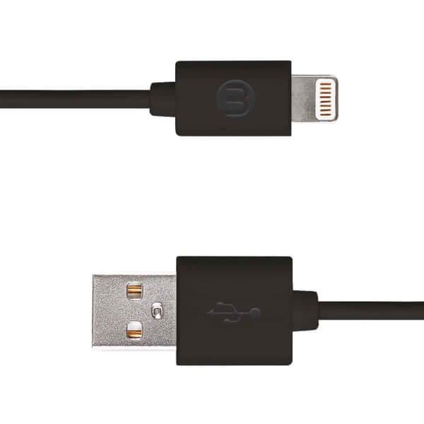 Mojue Iphone Şarj Kablosu Siyah