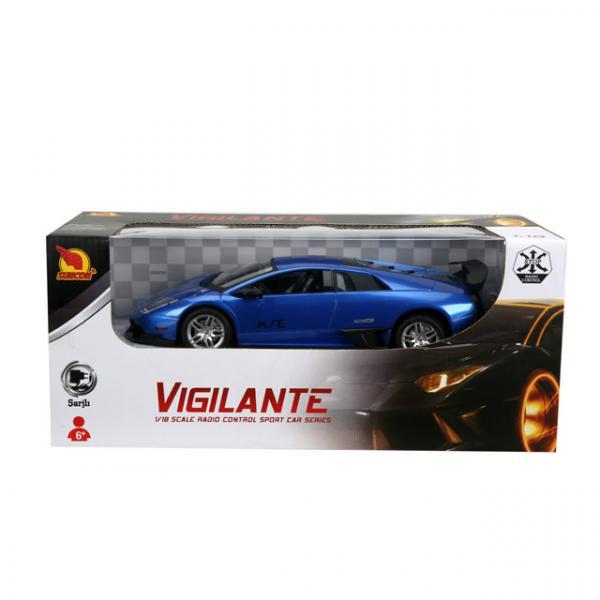 1:18 Uzaktan Kumandalı Araba Vigilante