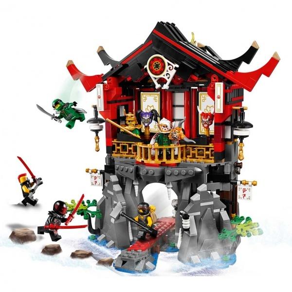 LEGO Ninjago Diriliş Tapınağı 70643