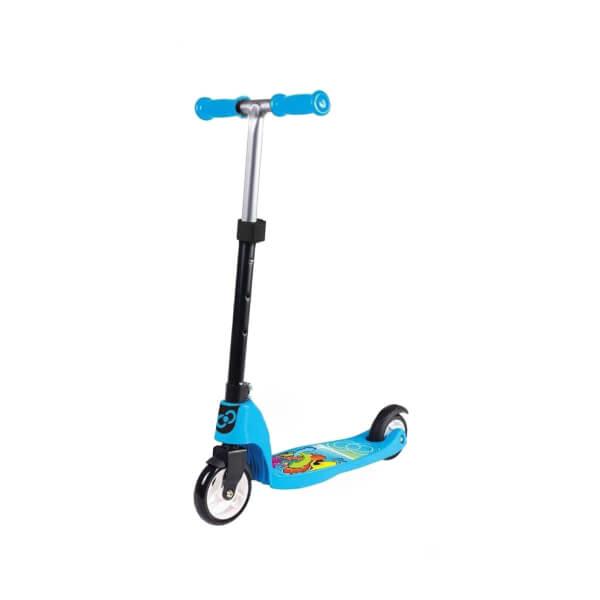 2in1 3 Tekerlekli Scooter