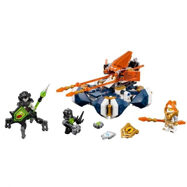 LEGO Nexo Knights Lance'in Uçan Mızrak Dövüşçüsü 72001