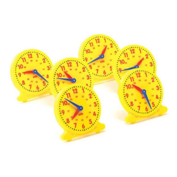Edx Eğitici Saat Seti 6 Parça