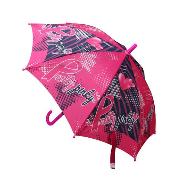 Pretty Pinky Çocuk Şemsiye