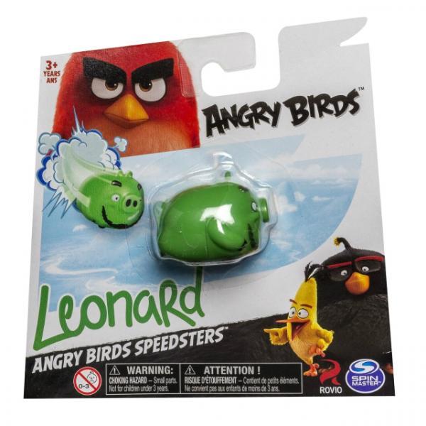 Angry Birds Tekerlekli Figürler