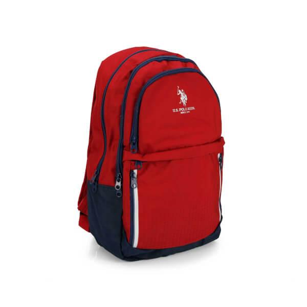 U.S. POLO Okul Çantası Kırmızı 8290